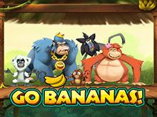 Играть на деньги в автомат Вперед, Бананы!