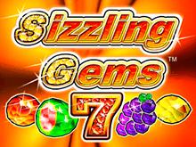 Популярный слот Sizzling Gems принесет выигрыши в основной игре