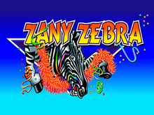 Быстрая игра на барабанах автомата Zany Zebra