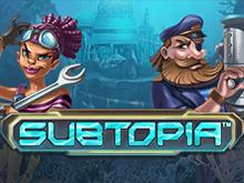 Игровой автомат Subtopia от НетЕнт онлайн