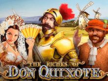 The Riches Of Don Quixote – игровой онлайн-автомат