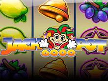 Jackpot 6000 - классический игровой онлайн-автомат
