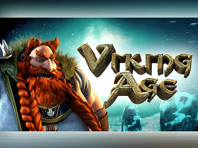 Играть в виртуальный игровой автомат Эпоха Викингов