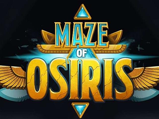 Лабиринт Осириса от компании Relax Gaming – онлайн-автомат