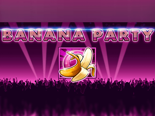 Банановая Вечеринка от компании Casino Technology – играть онлайн