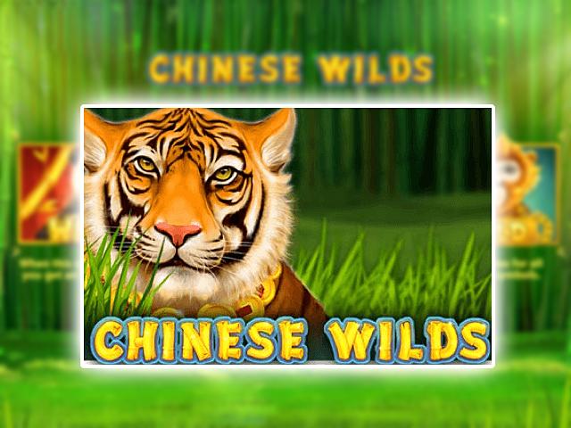 Азартный автомат Китайские Вайлды от компании Red Tiger Gaming