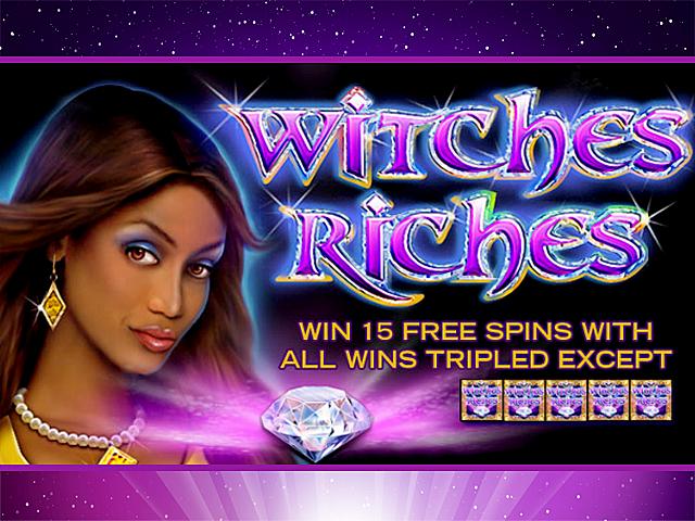 Онлайн игровой автомат от High 5 Games – Богатства Ведьмы
